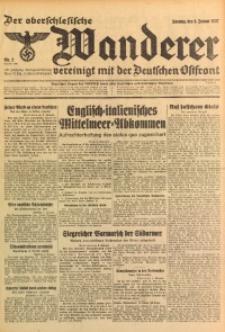 Der Oberschlesische Wanderer, 1937, Jg. 109, Nr. 2