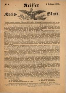 Neisser Kreis-Blatt, 1900, Jg. 59, nr5