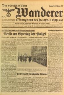 Der Oberschlesische Wanderer, 1937, Jg. 109, Nr. 16