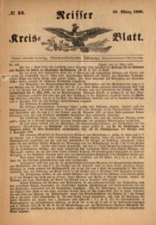 Neisser Kreis-Blatt, 1900, Jg. 59, nr13