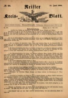 Neisser Kreis-Blatt, 1900, Jg. 59, nr24