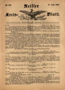 Neisser Kreis-Blatt, 1900, Jg. 59, nr30