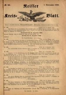 Neisser Kreis-Blatt, 1900, Jg. 59, nr45