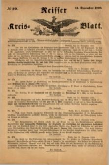 Neisser Kreis-Blatt, 1900, Jg. 59, nr50