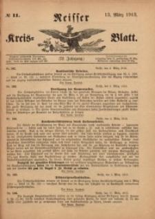 Neisser Kreis-Blatt, 1913, Jg. 72, nr11