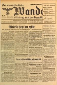Der Oberschlesische Wanderer, 1937, Jg. 109, Nr. 73