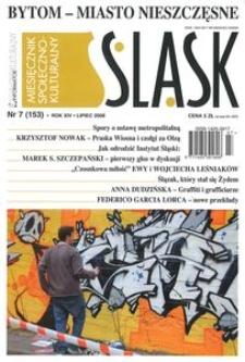 Śląsk, 2008, R. 14, nr 7