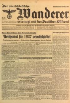 Der Oberschlesische Wanderer, 1937, Jg. 109, Nr. 78