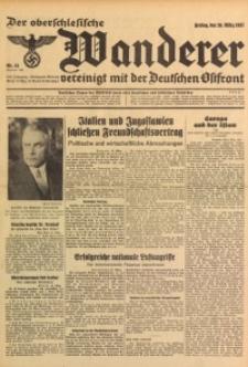 Der Oberschlesische Wanderer, 1937, Jg. 109, Nr. 84