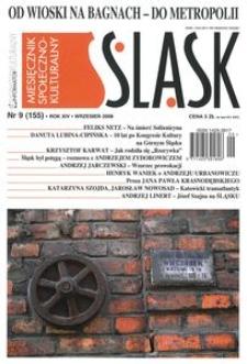 Śląsk, 2008, R. 14, nr 9