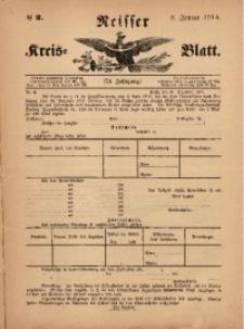 Neisser Kreis-Blatt, 1914, Jg. 73, nr2