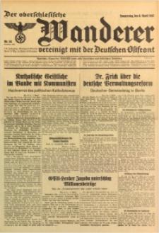 Der Oberschlesische Wanderer, 1937, Jg. 110, Nr. 95