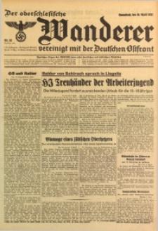 Der Oberschlesische Wanderer, 1937, Jg. 110, Nr. 97