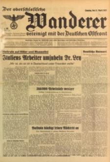 Der Oberschlesische Wanderer, 1937, Jg. 110, Nr. 98
