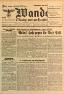 Der Oberschlesische Wanderer, 1937, Jg. 110, Nr. 106