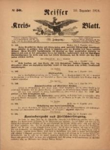 Neisser Kreis-Blatt, 1914, Jg. 73, nr50