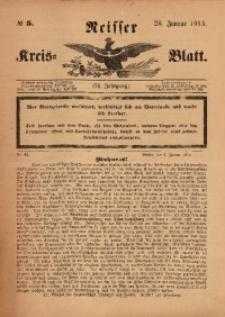 Neisser Kreis-Blatt, 1915, Jg. 74, nr5
