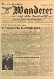 Der Oberschlesische Wanderer, 1937, Jg. 110, Nr. 142
