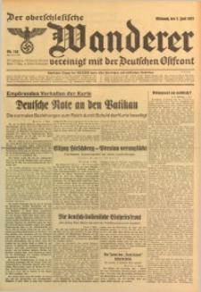Der Oberschlesische Wanderer, 1937, Jg. 110, Nr. 148