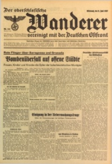 Der Oberschlesische Wanderer, 1937, Jg. 110, Nr. 155