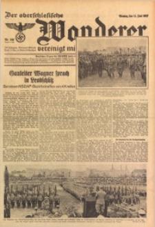 Der Oberschlesische Wanderer, 1937, Jg. 110, Nr. 160