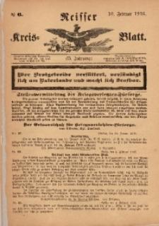 Neisser Kreis-Blatt, 1916, Jg. 75, nr6
