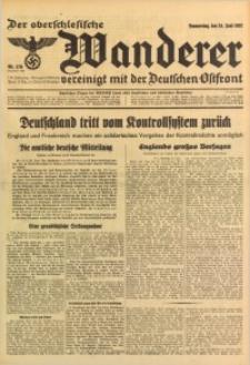 Der Oberschlesische Wanderer, 1937, Jg. 110, Nr. 170