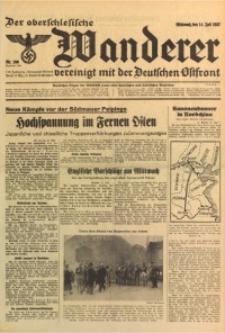 Der Oberschlesische Wanderer, 1937, Jg. 110, Nr. 190