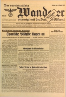 Der Oberschlesische Wanderer, 1937, Jg. 110, Nr. 213