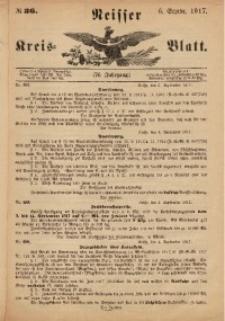 Neisser Kreis-Blatt, 1917, Jg. 76, nr36