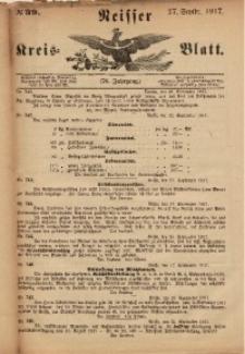 Neisser Kreis-Blatt, 1917, Jg. 76, nr39
