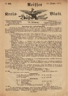 Neisser Kreis-Blatt, 1917, Jg. 76, nr43