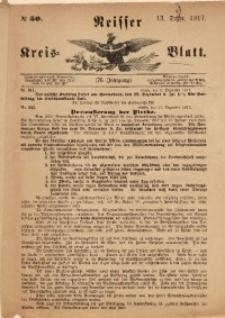 Neisser Kreis-Blatt, 1917, Jg. 76, nr50