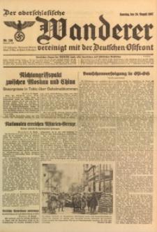 Der Oberschlesische Wanderer, 1937, Jg. 110, Nr. 236