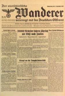 Der Oberschlesische Wanderer, 1937, Jg. 110, Nr. 240
