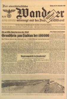Der Oberschlesische Wanderer, 1937, Jg. 110, Nr. 248