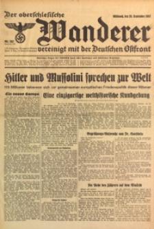 Der Oberschlesische Wanderer, 1937, Jg. 110, Nr. 267