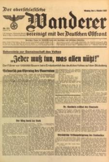 Der Oberschlesische Wanderer, 1937, Jg. 110, Nr. 272