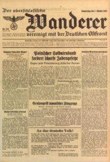 Der Oberschlesische Wanderer, 1937, Jg. 110, Nr. 275