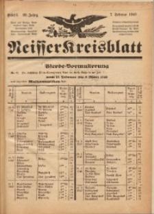 Neisser Kreisblatt, 1940, Jg. 99, Stück6