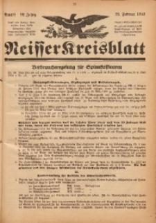 Neisser Kreisblatt, 1940, Jg. 99, Stück9