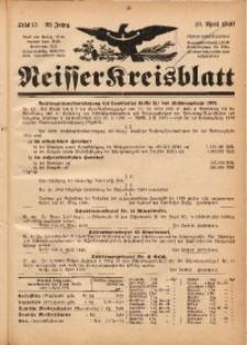Neisser Kreisblatt, 1940, Jg. 99, Stück15