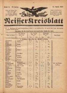 Neisser Kreisblatt, 1940, Jg. 99, Stück16