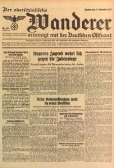 Der Oberschlesische Wanderer, 1937, Jg. 110, Nr. 313