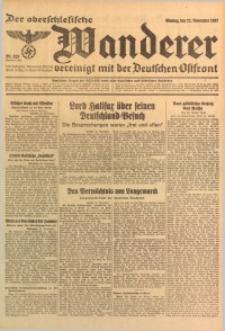 Der Oberschlesische Wanderer, 1937, Jg. 110, Nr. 320