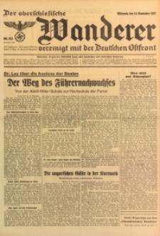 Der Oberschlesische Wanderer, 1937, Jg. 110, Nr. 322