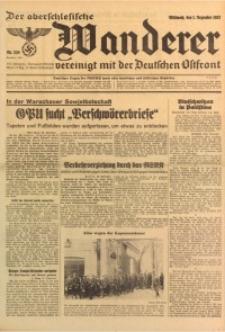 Der Oberschlesische Wanderer, 1937, Jg. 110, Nr. 329