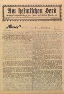 Am Heimischen Herd, 1929, Jg. 101, Nr. 19