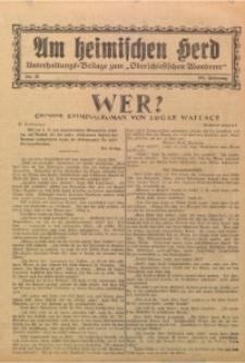 Am Heimischen Herd, 1929, Jg. 101, Nr. 25