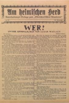 Am Heimischen Herd, 1929, Jg. 101, Nr. 37